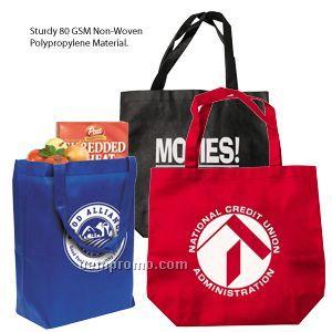 Reusable Economy Tote Bag (Overseas 8-10 Weeks)