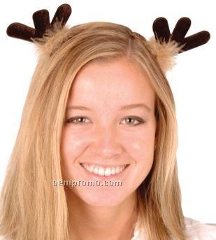 Antlers Hair Clip