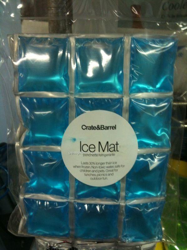 "Ice Packs / Ice Mats - Reusable (6""X8"")"