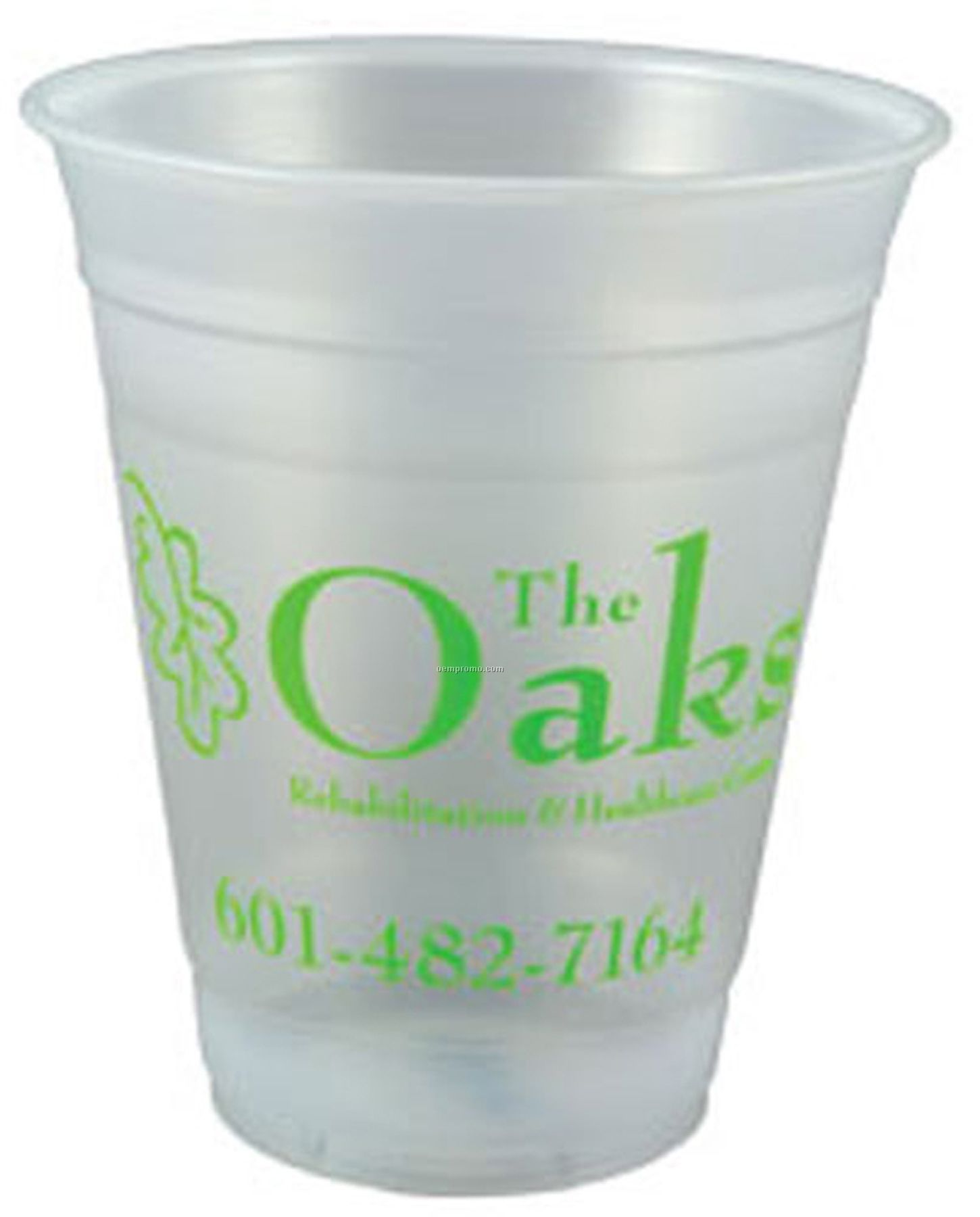 16 Oz. Soft Sided Frosted Cup