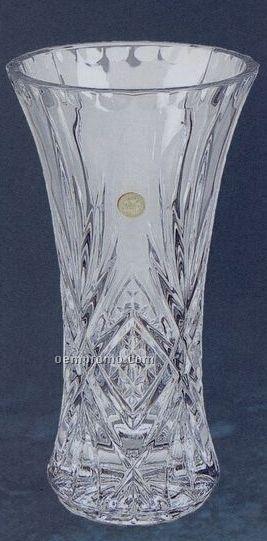 Gravenhurst Crystal Vase & Bowl Set - Silver
