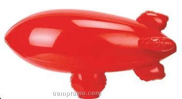 Inflatable Blimp W/ Wide Front
