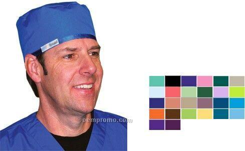 Men's Solid Surgical Hat