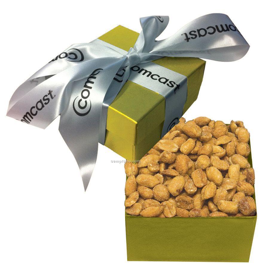 The Classic Gold Honey Peanut Box