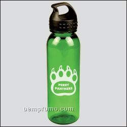 24 Oz. Poly-pure Outdoor Bottle (Crest Lid)