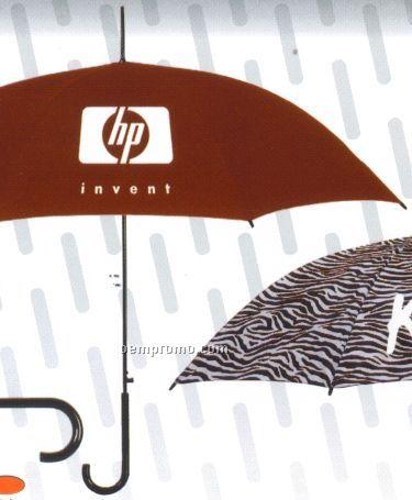 Totes Auto Open Close Umbrella W Rubber Handle China