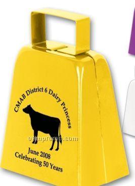 Imprinted Sport Cowbell (4-color Process)