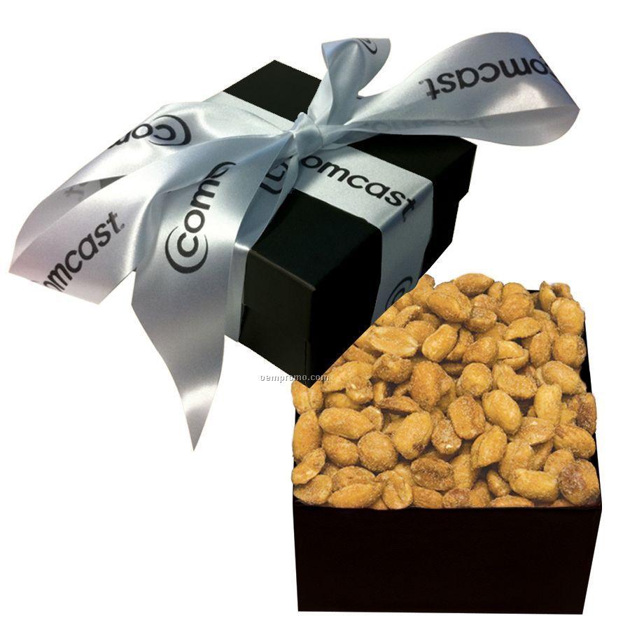 The Classic Black Honey Peanut Box