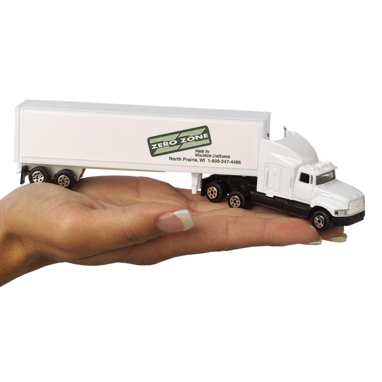 Die Cast Sterling Aeromax Hauler Truck W/ Trailer