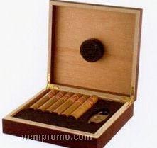 15 Cigar Gift Set W/Rubusto Size