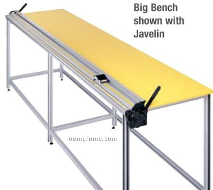 """Bench Precision Cutting Table W/ Javelin Precision Cutter - 100"""""""