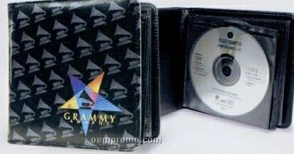 Leather Bound CD Or DVD Case (2 Sided Print)