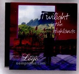 Twilight In The Highlands Music CD
