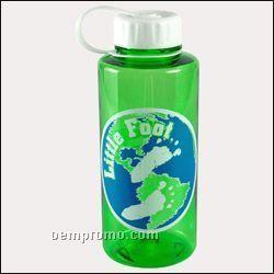 36 Oz. Poly Pure Mountain Bottle