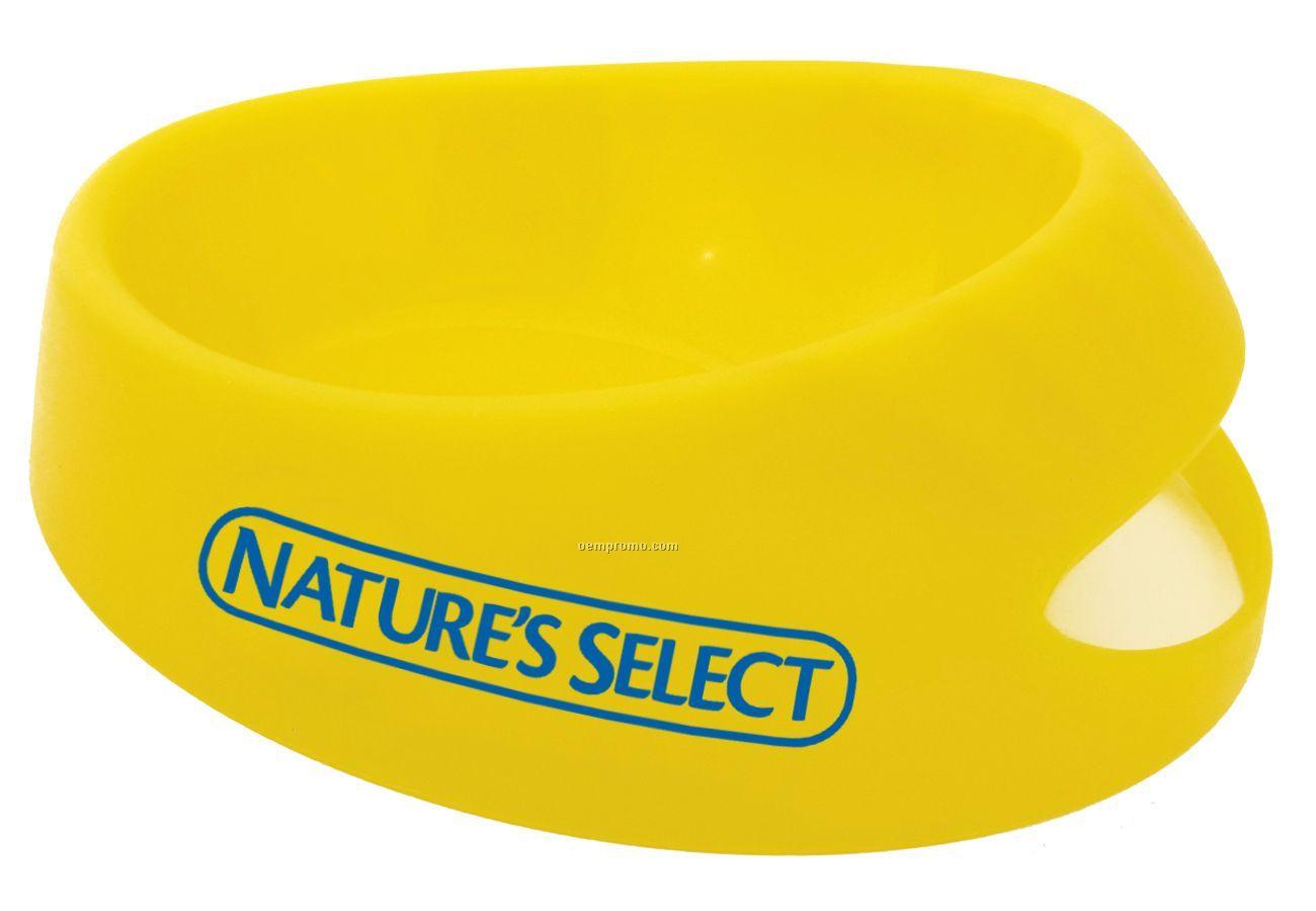 Pet Food Scoop Bowl - Small