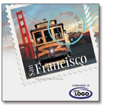 U.s. Destinations San Francisco City By The Bay Compact Disc In Jewel Case