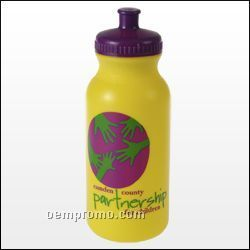 20 Oz. Bike Bottle - Colors
