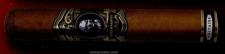 Philosophy Cigars 50 Count Humidor W/36 Churchills