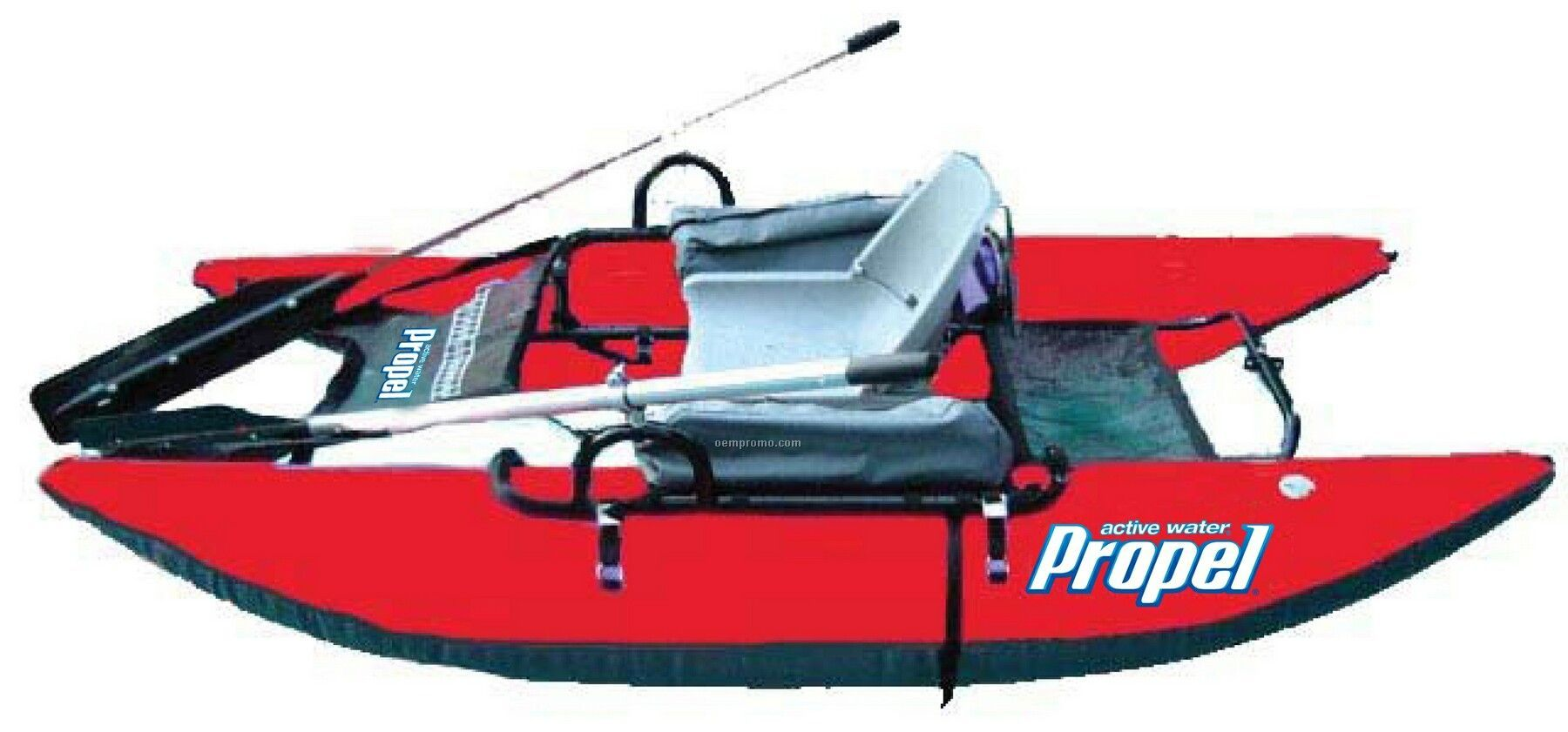 Pontoon Fishing Boat