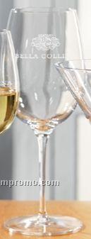20 Oz. Estate Bordeaux Glass (Set Of 2 - Light Etch)