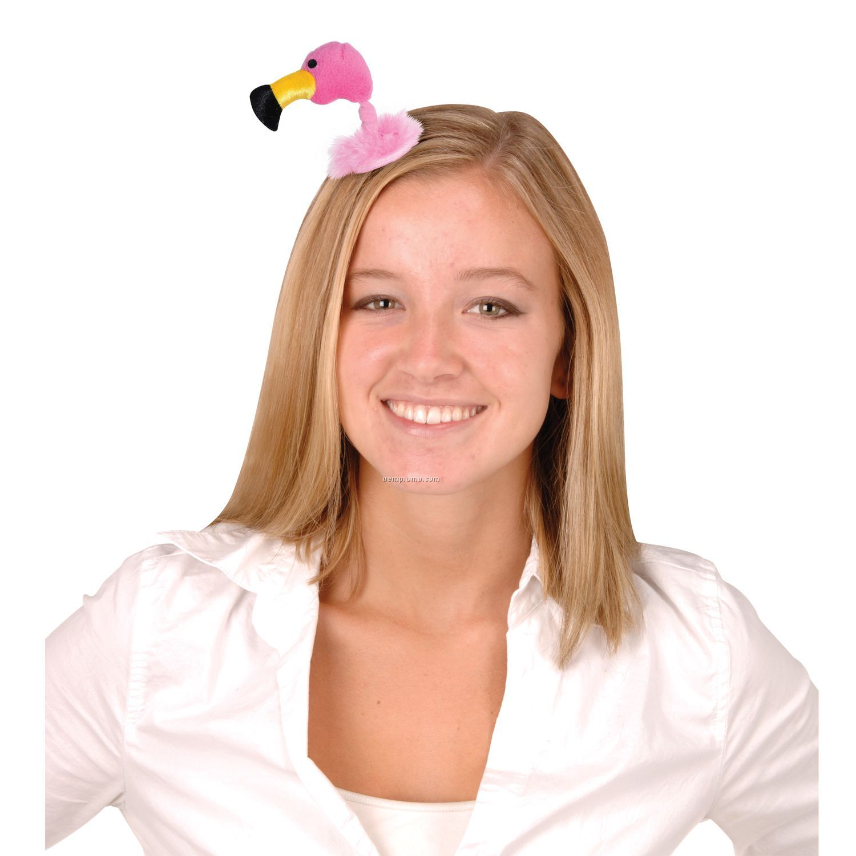 Flamingo Hairclip