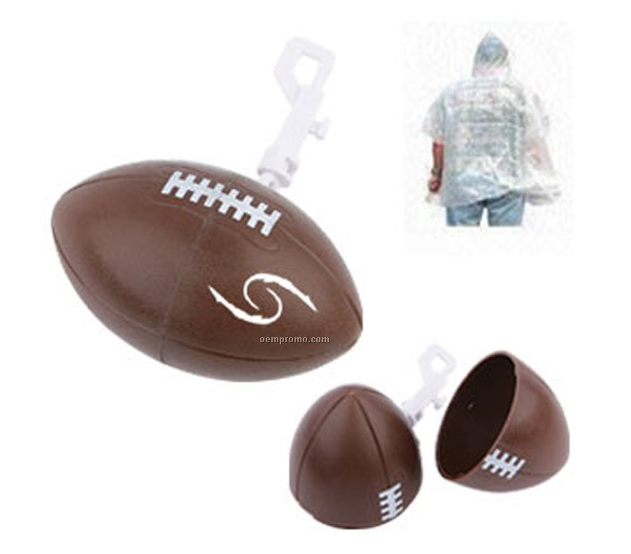 Football Poncho