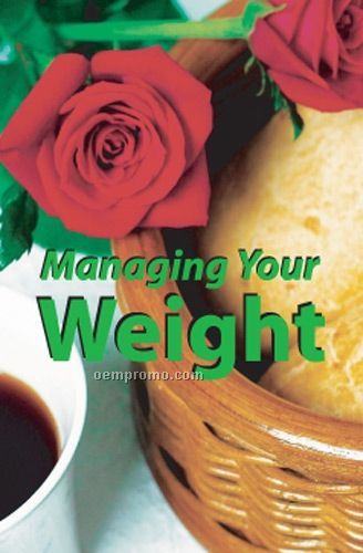 Managing Your Weight Record Keeper Key Point Brochure