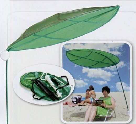 Picnic Plus Pop Up Leaf Sun Shade