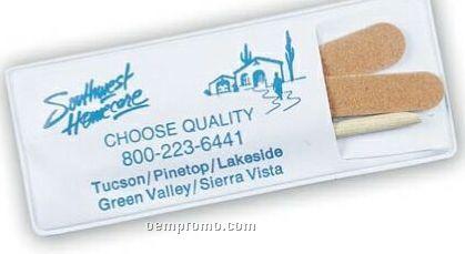 Suedene Manicure Kits W/ 3 Emery Boards & Orange Stick For Him & Her