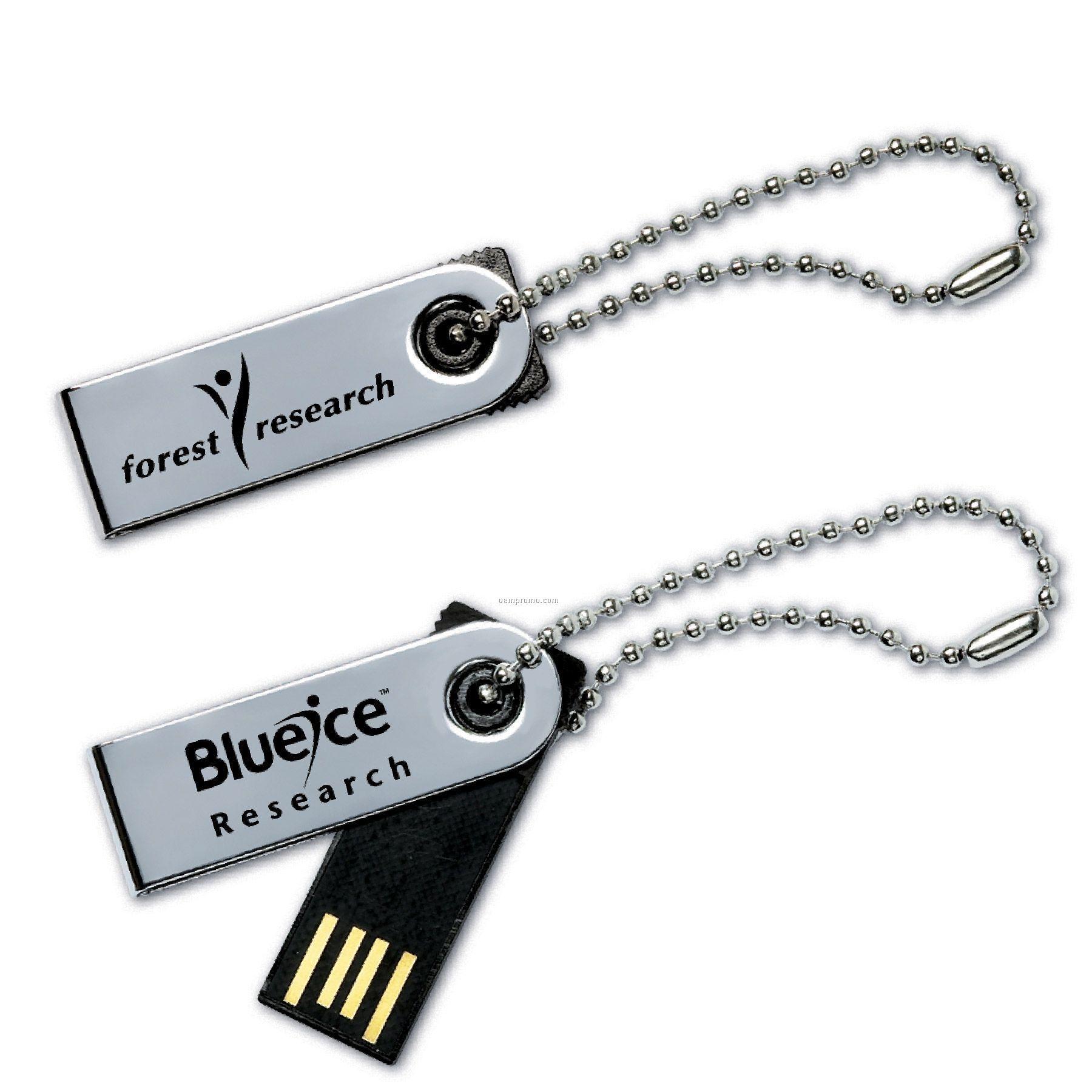 USB 2.0 Micro Swing Flash Drive Sm