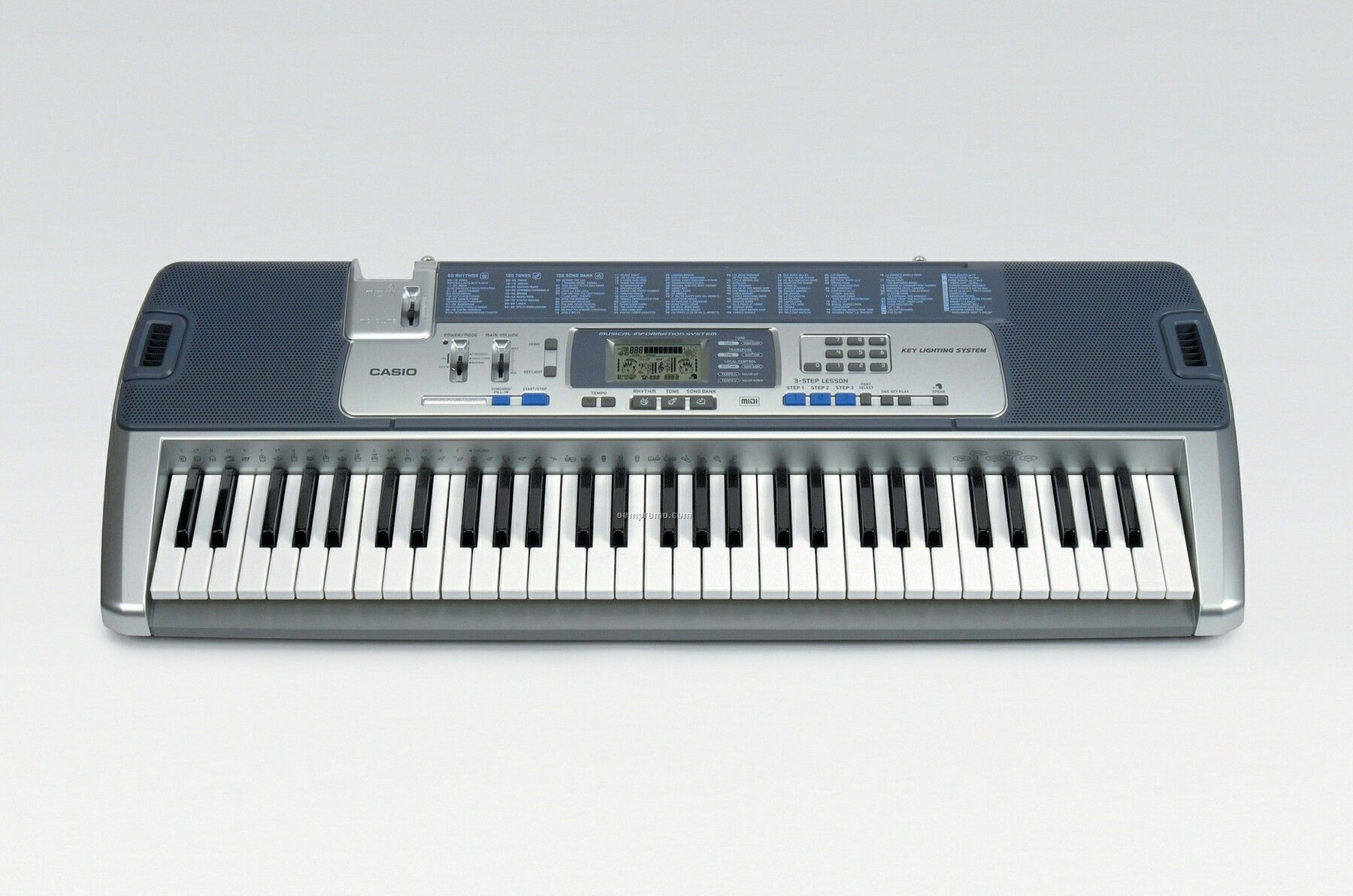 Casio Full Size Lighted Keyboard
