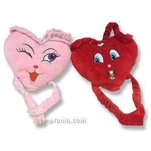 Custom Plush Valentine Pillows