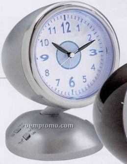 Minya Headlight Lighted Alarm Clock