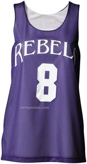 3acdbb064 Nw1000 Women s Reversible Mesh Tank Team Basketball Jersey