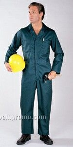 Coveralls - Spruce Green