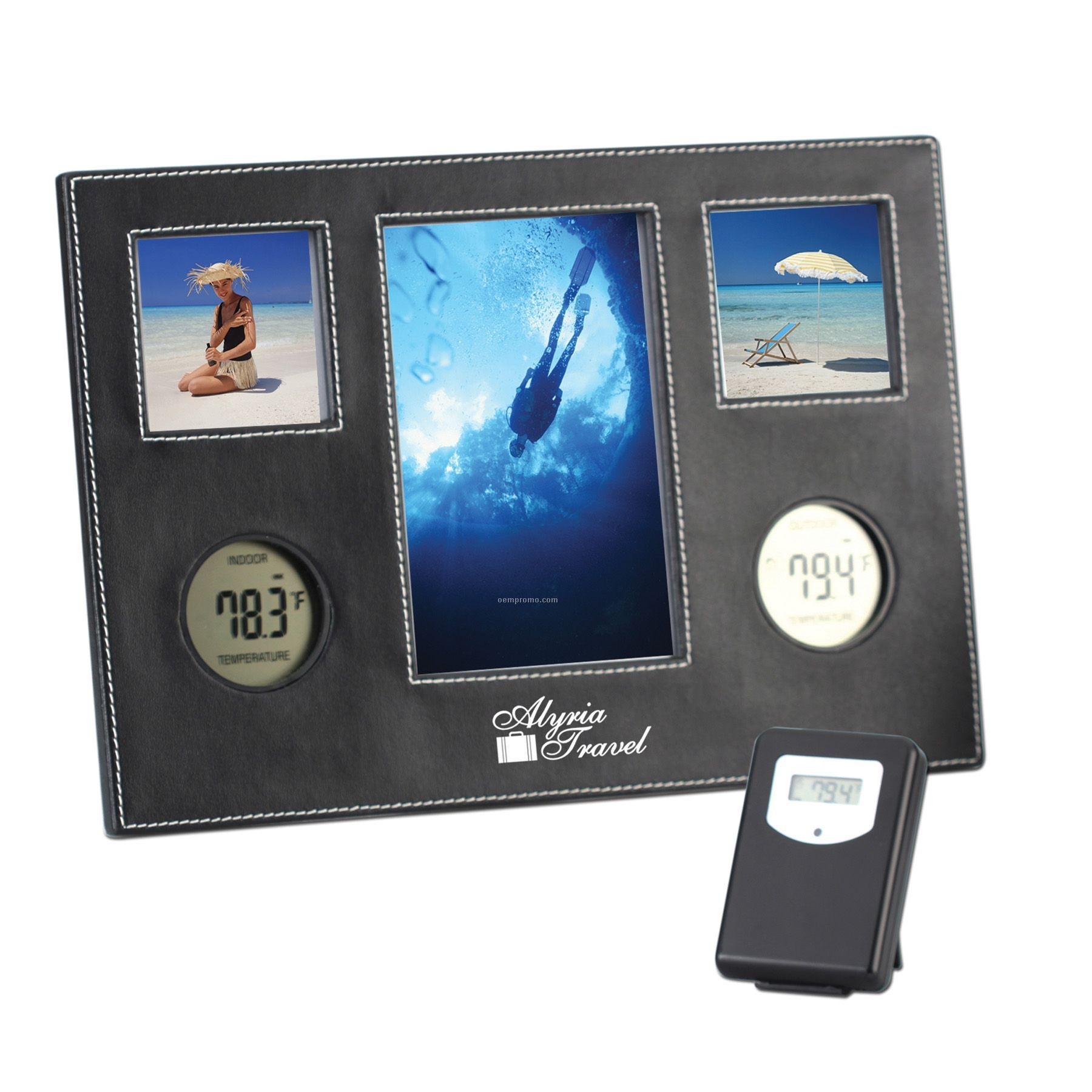 Memories Digital Thermometer Frame