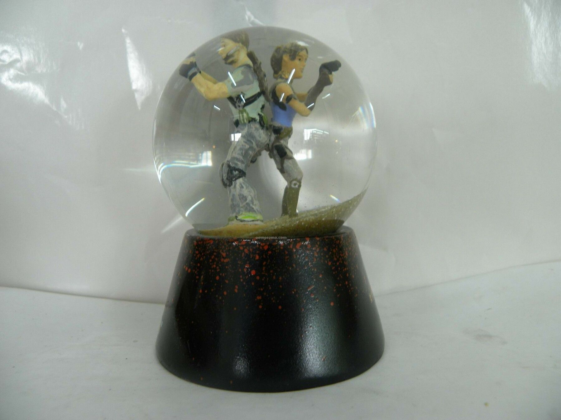 Water Globes - 3