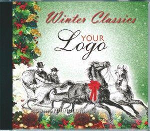 Winter Classics Music CD