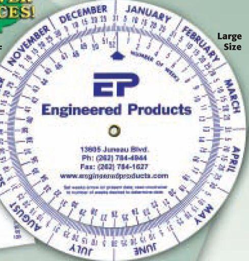 Weekly Calendar Calculator : Calendars china wholesale page