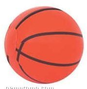"4"" Inflatable Basketball"