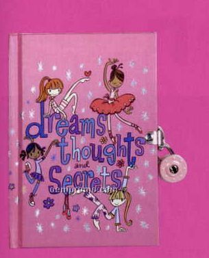 Dreams, Thoughts And Secrets Locked Diary