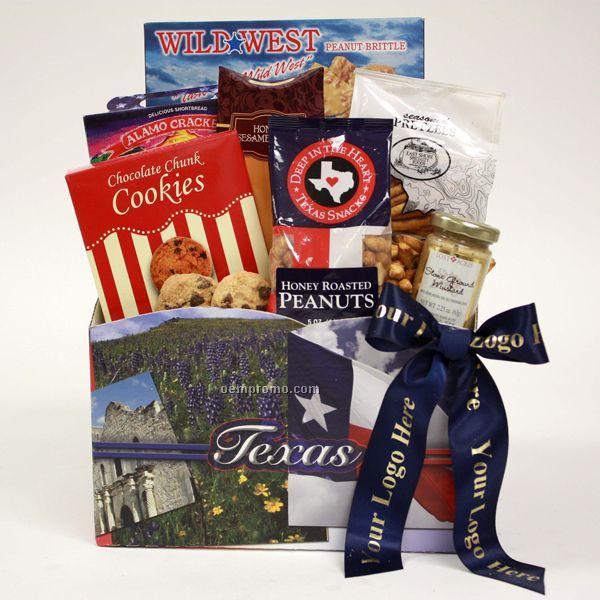 Texas Gourmet Gift Box