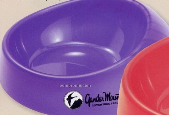 Small Pet Food Scoop It Bowl