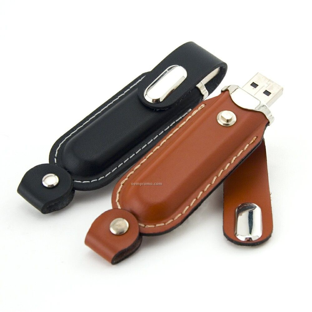 4 Gb USB Leather 300 Series