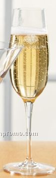8 Oz. Estate Champagne Flute (Set Of 2 - Light Etch)