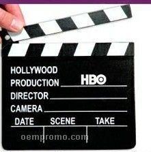 Movie Clapboard (Printed)