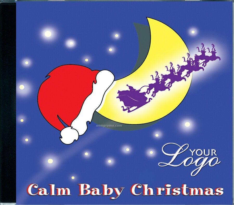 Calm Baby Christmas Music CD