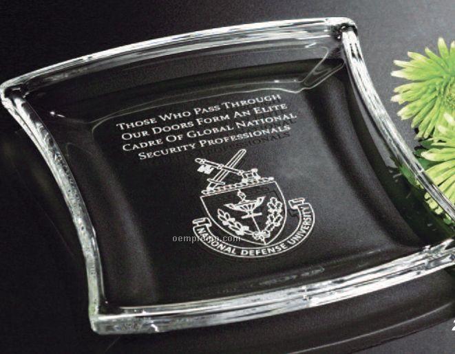 Clear Winx Dish Award