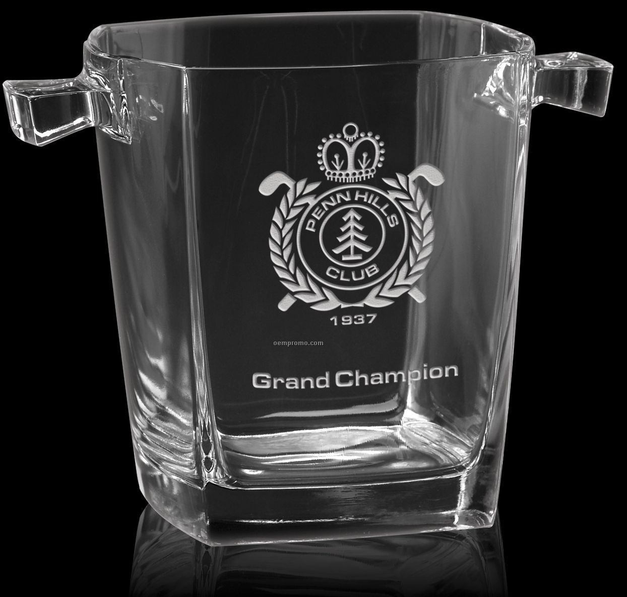 Sterling Collection Ice Bucket
