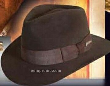 Official Licensed Indiana Jones Fedora Hat